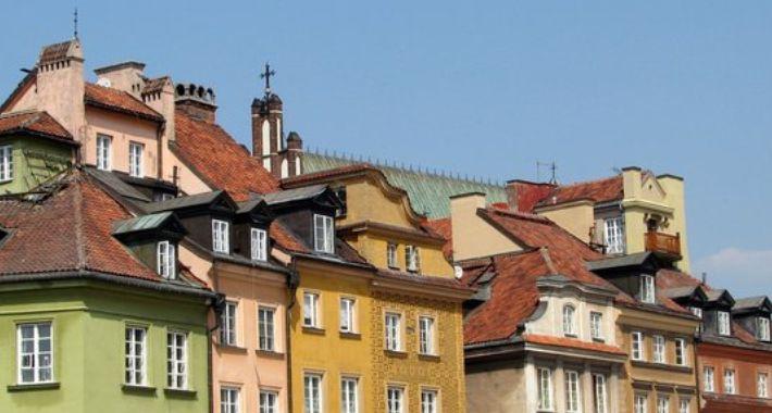 Inwestycje, Gdański pomysł Warszawy - zdjęcie, fotografia