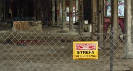 Strefa niebezpieczna w Śródmieściu?
