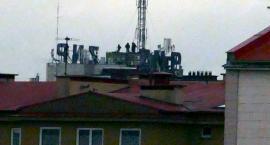 Tajemnicza impreza na dachu