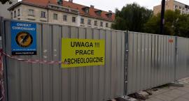 Prace archeologiczne?