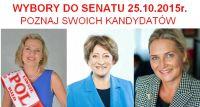 Poznaj swoich kandydatów do Senatu i zagłosuj w sondzie