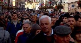 Wraca deptak na Nowy Świat i Krakowskie Przedmieście
